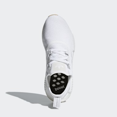 Sapatos NMD_R1 Branco Originals