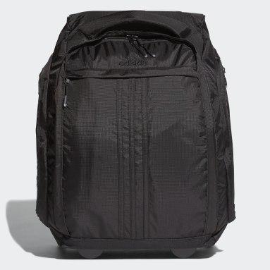 Training Black Dual Wheel Bag