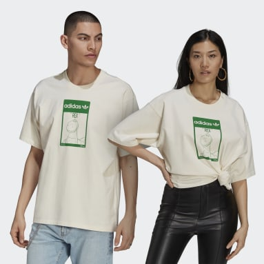 Originals White Rex Tee (Gender Neutral)