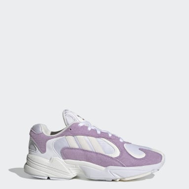Men Originals White YUNG-1