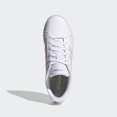 Scarpe Courtpoint X Bianco Donna Tennis