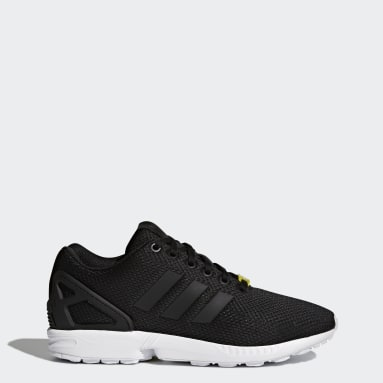 Sapatos ZX Flux Preto Originals