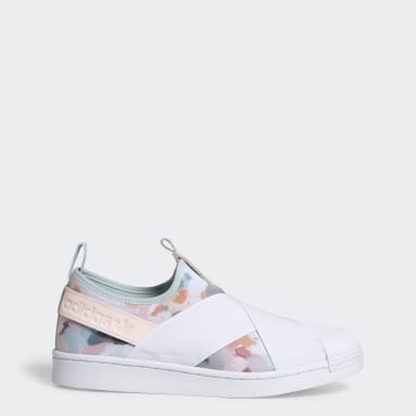 Tênis Superstar Slip On Multi Mulher Originals