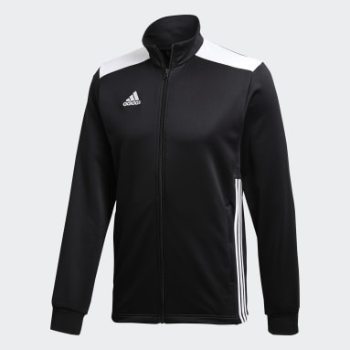 Men Gym & Training Black Regista 18 Jacket