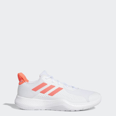 Women Training White FitBounce Trainers