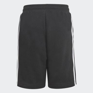 Barn Originals Svart Adicolor Shorts