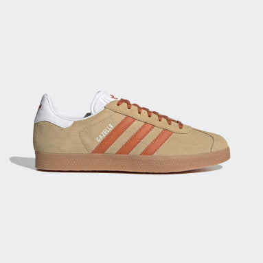 Originals Beige Gazelle Shoes