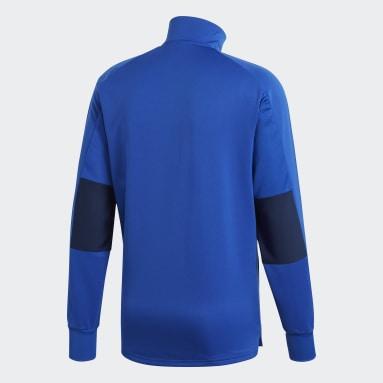 Training Top Condivo 18 Multisport Bleu Hommes Football