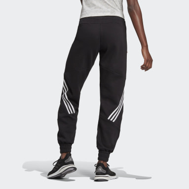Women Sportswear Black Sweat Pants
