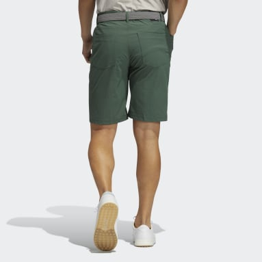 Men Golf Green Go-To Five-Pocket Shorts