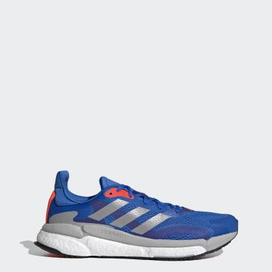 ผู้ชาย วิ่ง สีน้ำเงิน รองเท้า SolarBoost 3