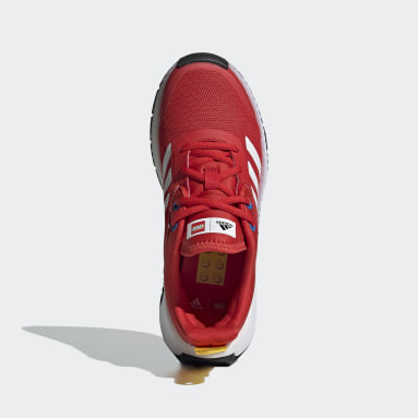Youth Running Red adidas x LEGO® Sport Shoes