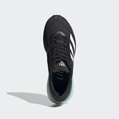 Dames Hardlopen Zwart Adizero Boston 9 Schoenen