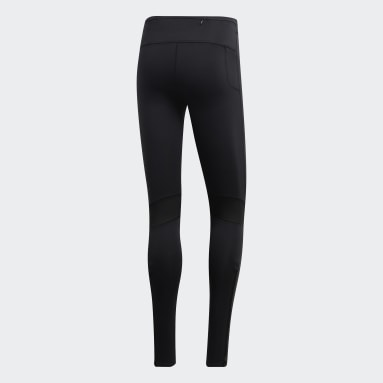 Männer Running Supernova Long Tight Schwarz