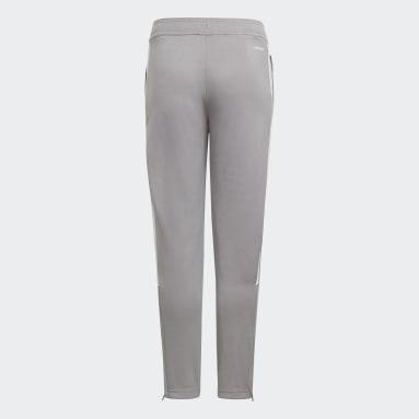Pantalon Tiro Fading gris Adolescents Soccer