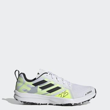 Sapatos de Trail Running TERREX Speed Flow Branco TERREX