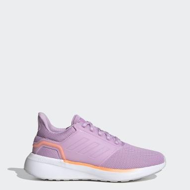 Women Running Purple EQ19 Run Shoes