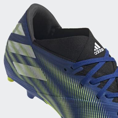 Men's Soccer Blue Nemeziz.2 Firm Ground Cleats