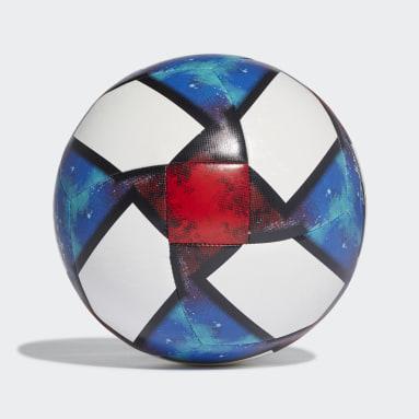 Soccer White MLS Top Capitano Ball