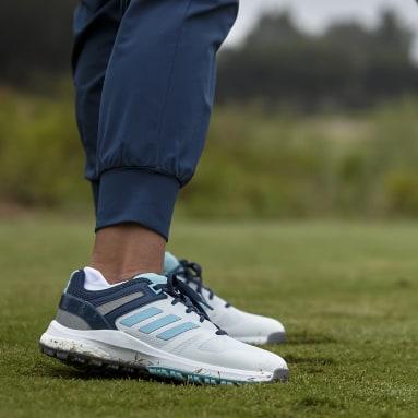 Dames Golf wit EQT Spikeless Golfschoenen