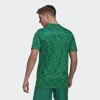 Men Football Green Algeria 20/21 Away Jersey