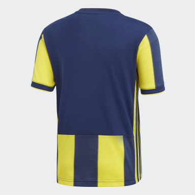 Youth Football Yellow Fenerbahçe SK Home Jersey