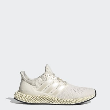 Running White Ultra4D Shoes
