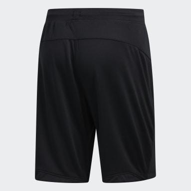 Shorts 4KRFT Climawarm 9 pulgadas Negro Hombre Training