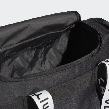 Tennis Black 4ATHLTS Duffel Bag Small