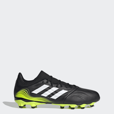 Football Black Copa Sense.3 Multi Ground Boots