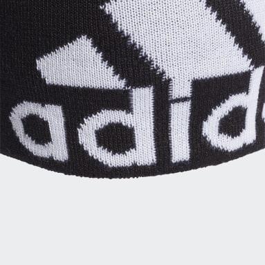 Gym & Training Black AEROREADY Big Logo Beanie