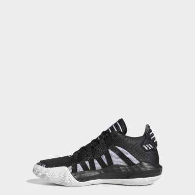 Youth Basketball Black Dame 6 Shoes
