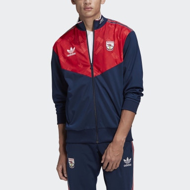 Men Originals Blue Arsenal Track Top