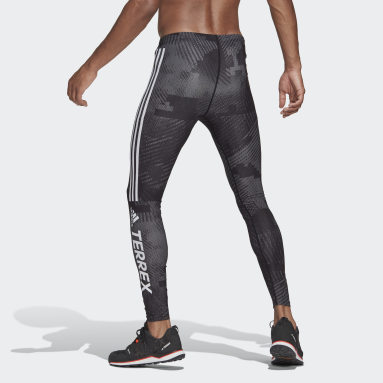 Men TERREX Grey Terrex Agravic XC Race Pants