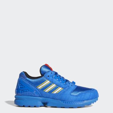 Erkek Originals Mavi adidas ZX 8000 x LEGO® Ayakkabı