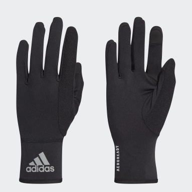 Trail Running Black AEROREADY Gloves