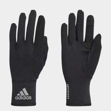 Trail-Løb Sort AEROREADY handsker