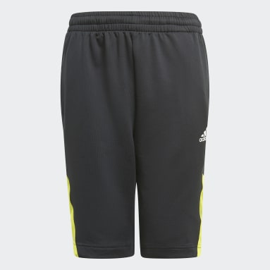 Short Predator Football-Inspired Noir Garçons Fitness Et Training
