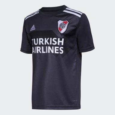 Camiseta River Plate adidas 70 años Niño (UNISEX) Gris Niño Fútbol