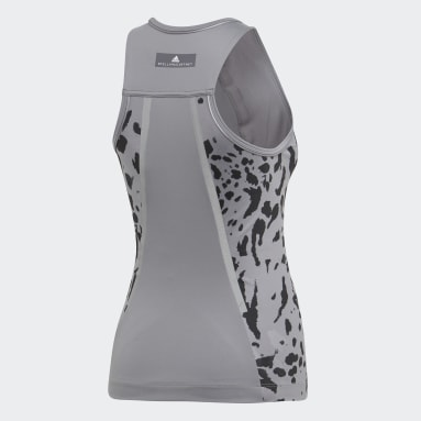 BVD Run Plomo Mujer adidas by Stella McCartney
