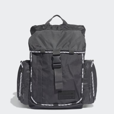 Originals Grey R.Y.V. Toploader Backpack