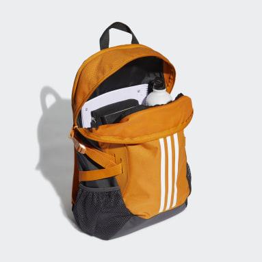 Fitness En Training oranje Power 5 Rugzak