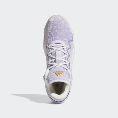 фиолетовый Баскетбольные кроссовки D.O.N. Issue #2
