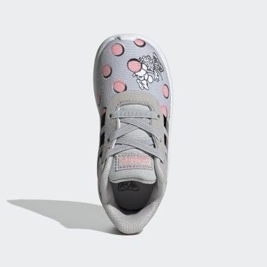 Sapatos Lite Racer 2.0 Cinzento Criança Running