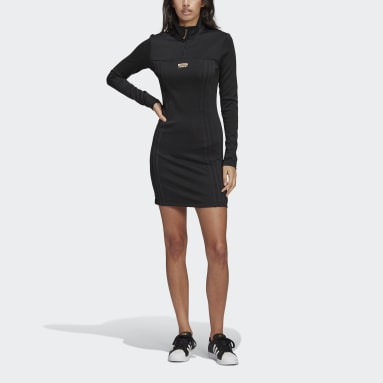 Dam Originals Svart R.Y.V. Dress