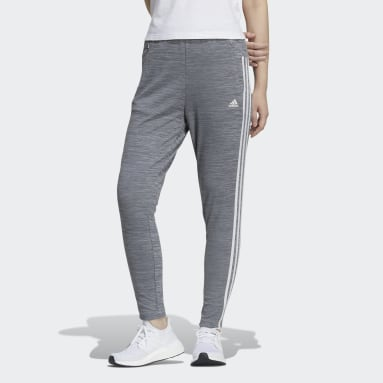 Women Sportswear Grey Must Haves 3-Stripes Sweat Pants