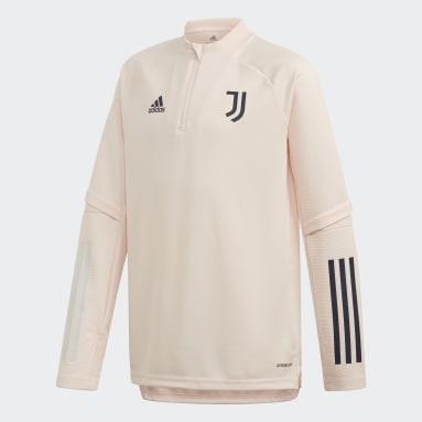 Camisola de Treino da Juventus Rosa Criança Futebol