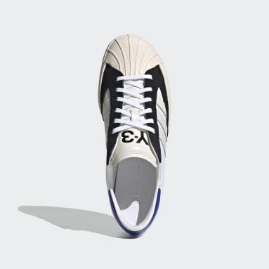 Tenis Y-3 Yohji Star Blanco Y-3