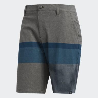 Men Golf Ultimate365 Bold Block Shorts
