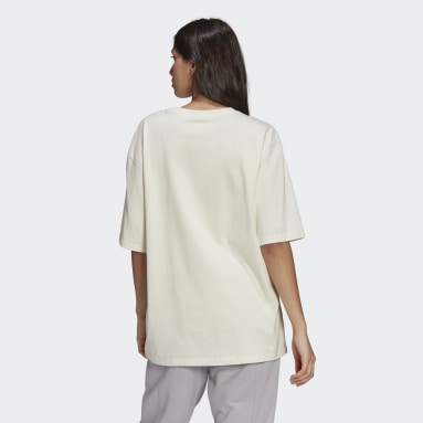 T-shirt Adicolor Essentials Blanc Femmes Originals